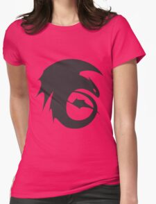 RotBTD - Dragons Womens Fitted T-Shirt