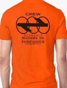 SS Madame De Pompadour - Crew Wear T-Shirt