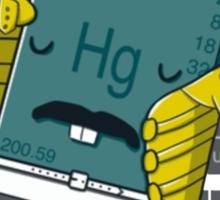 Freddie HG Sticker
