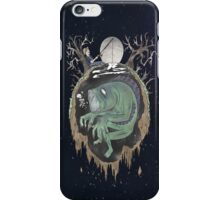 Creature from the Deep iPhone Case/Skin