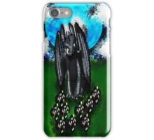 Curious Toothless iPhone Case/Skin