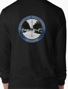 Greendale Community College Logo Long Sleeve T-Shirt