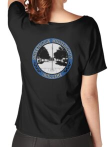 Greendale Community College Logo Women's Relaxed Fit T-Shirt