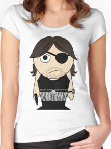 Little Snake Women's Fitted Scoop T-Shirt