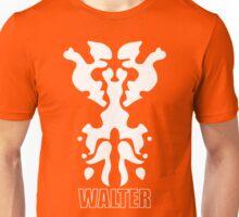 Walter (White Print) Unisex T-Shirt