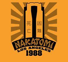 Nakatomi, 1988 (Black Print) Unisex T-Shirt