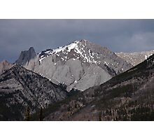 Canadian Rockies - breathtaking Photographic Print