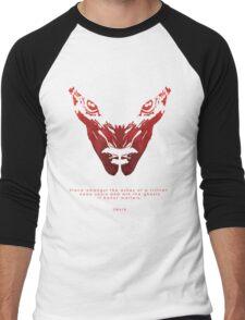 Javik Men's Baseball ¾ T-Shirt