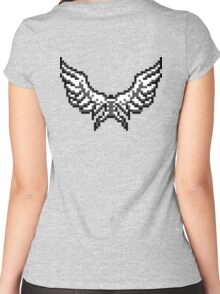 Wings Women's Fitted Scoop T-Shirt