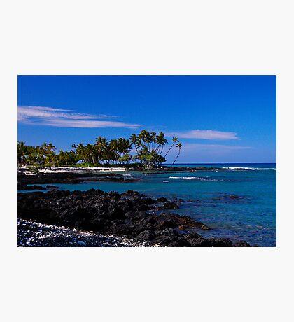 Hawaii Ocean View - Gilligan's Island Photographic Print