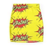 Crash  Mini Skirt