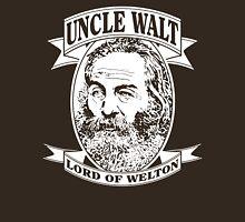 Uncle Walt (White Print) Unisex T-Shirt