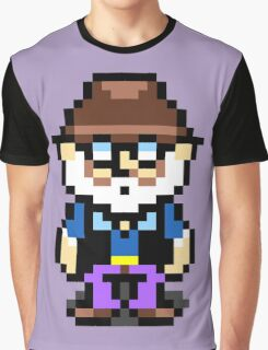 Alec - Mother 3 Graphic T-Shirt