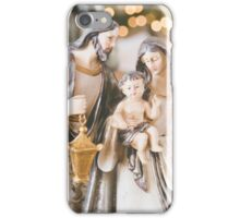 A Savior is born iPhone Case/Skin
