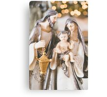 A Savior is born Canvas Print