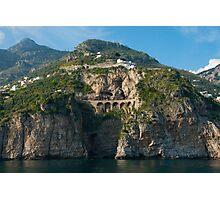 Italy - Amalfi Coast Photographic Print