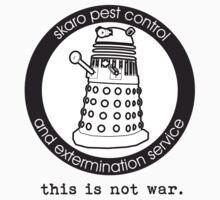 Skaro Pest Control T-Shirt
