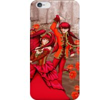 Pomegranate Blossom Spirits iPhone Case/Skin