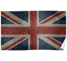 Union Jack (3:5 Version) Poster