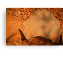Australia Rock Canvas Print