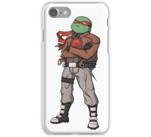 Raph - Red Hood iPhone Case/Skin