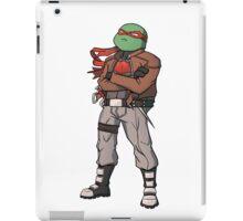 Raph - Red Hood iPad Case/Skin