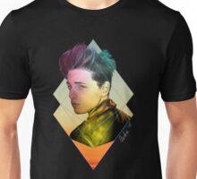 Erika Linder Rainbow Sunset  Unisex T-Shirt