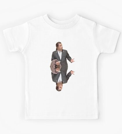 Confused Travolta Kids Tee