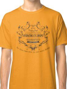 Weeping Angel Eye Drops Classic T-Shirt