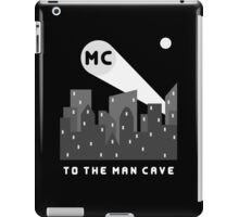 Man Cave 2 iPad iPad Case/Skin