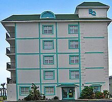 Daytona beach quarters hotel downtown by crabiajohan