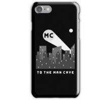 Man Cave 2 iPhone4 iPhone Case/Skin