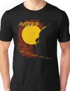Aussie Dreaming Unisex T-Shirt