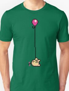 Fishing for Birdies (Mr. Saturn) - Mother 3 Unisex T-Shirt
