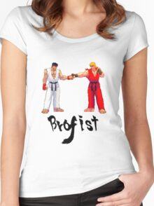Brofist Women's Fitted Scoop T-Shirt