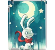 Moon Bunny 2 iPad Case/Skin