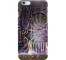UFO a life changing journey iPhone Case/Skin