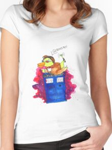 Geronimo Women's Fitted Scoop T-Shirt