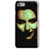 Zombie Girl ate my brains iPhone Case/Skin