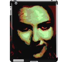 Zombie Girl ate my brains iPad Case/Skin