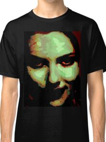 Zombie Girl ate my brains Classic T-Shirt
