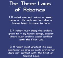 Three Laws by jankoba