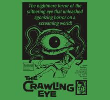 The Crawling Eye by GritFX