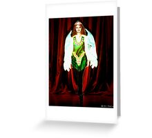 Angel Irish Dancer Greeting Card