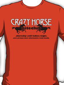 Crazy Horse (B&W) T-Shirt