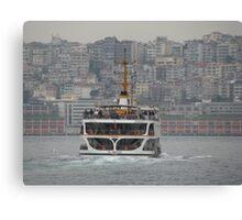 Transport ,Istanbul Canvas Print