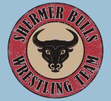 Shermer Bulls Wrestling Team by GritFX