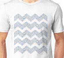 CHEVRON - DIAMONDS AND STARS Unisex T-Shirt