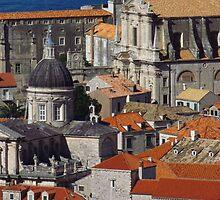 Dubrovnik, Croatia by wiggyofipswich