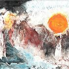 The Sun Rises on Dust and Clay by F. Magdalene Austin